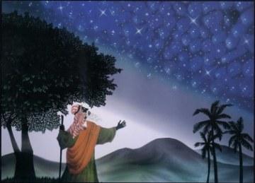聖書のおはなし アブラハムの祝福